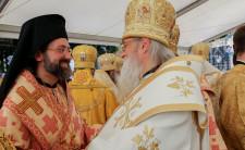Всенічне бдіння напередодні дня пам'яті святого рівноапостольного князя Володимира
